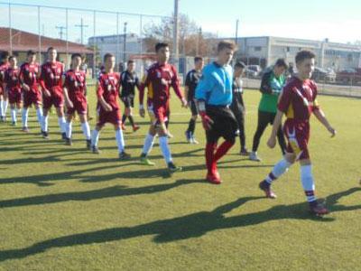 Η κοπή βασιλόπιτας των μικτών ομάδων Παίδων και Νέων της ΕΠΣ Μακεδονίας  την Κυριακή 21 Ιανουαρίου 2018 και ώρα 18.30  στο κέντρο «Μάντισσα» στα «Λαδάδικα»
