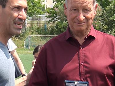 Οι Τελικοί αγώνες Προπαίδων 9 Χ 9 και Nέων της 34ης διοργάνωσης Πρωταθλημάτων Υποδομών της ΕΠΣ Μακεδονίας αφιερώθηκαν στον αείμνηστο δημοσιογράφο Σταύρο Ρεπανά (video)
