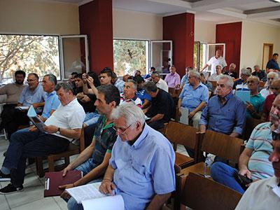 Ετήσια τακτική γενική συνέλευση της ΕΠΣ Μακεδονίας