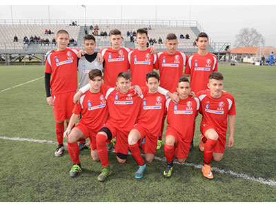Πανελλήνιο Πρωτάθλημα Προεπιλογής Εθνικών Ομάδων Kατηγορία Παίδων (β' φάση) ΕΠΣ Μακεδονίας - ΕΠΣ Πιερίας 2-0