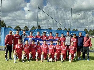 Δεύτερη νίκη για την ΕΠΣΜ στο Gothia Cup