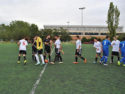Την Τετάρτη 22 Νοεμβρίου 2017  ΕΠΣ Μακεδονίας - ΕΠΣ Πιερίας  στις κατηγορίες Παίδων και Νέων  για το Πανελλήνιο Πρωτάθλημα  Προεπιλογής Εθνικών Ομάδων