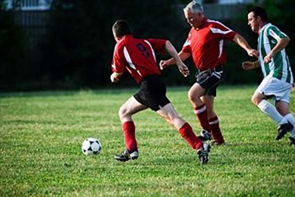 Αποτελέσματα και πρόγραμμα βετεράνων ποδοσφαιριστών