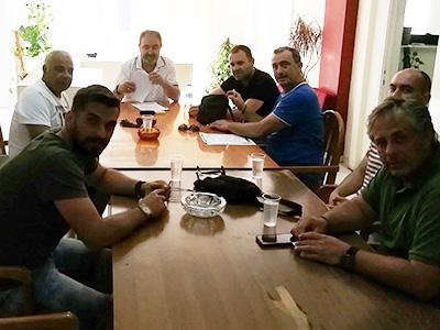 Συμφωνία ΕΠΣ Μακεδονίας – Ενωσης Αθλητικών Κέντρων Ελλάδος  για την αρτιότερη διοργάνωση των πρωταθλημάτων Υποδομών  της αγων. περιόδου 2019 - 2020