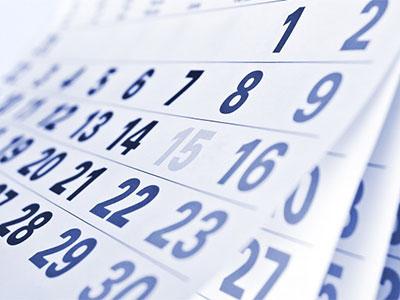 Πρόγραμμα αγώνων υποδομών Σαββάτου 29/2/2020 (ορθή επανάληψη)