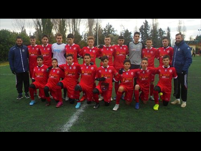 Πρώτη και αήττητη η ομάδα Κ14 της ΕΠΣ Μακεδονίας