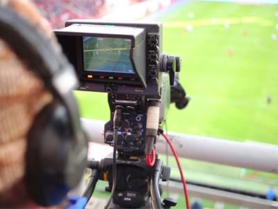 Η παρουσία των τηλεοπτικών συνεργείων  στους αγώνες της ΕΠΣ Μακεδονίας του Σαββατοκύριακου 17-18/10/2020